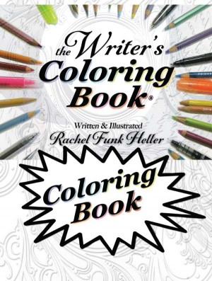 The Writers Coloring Book - Coloring Book - FREE to Subscribers